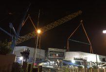 Mobile cranes,
