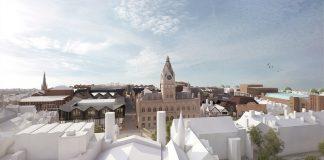 Chester Northgate, regeneration scheme,