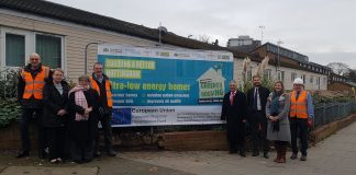ultra-low energy homes, Energiesprong,