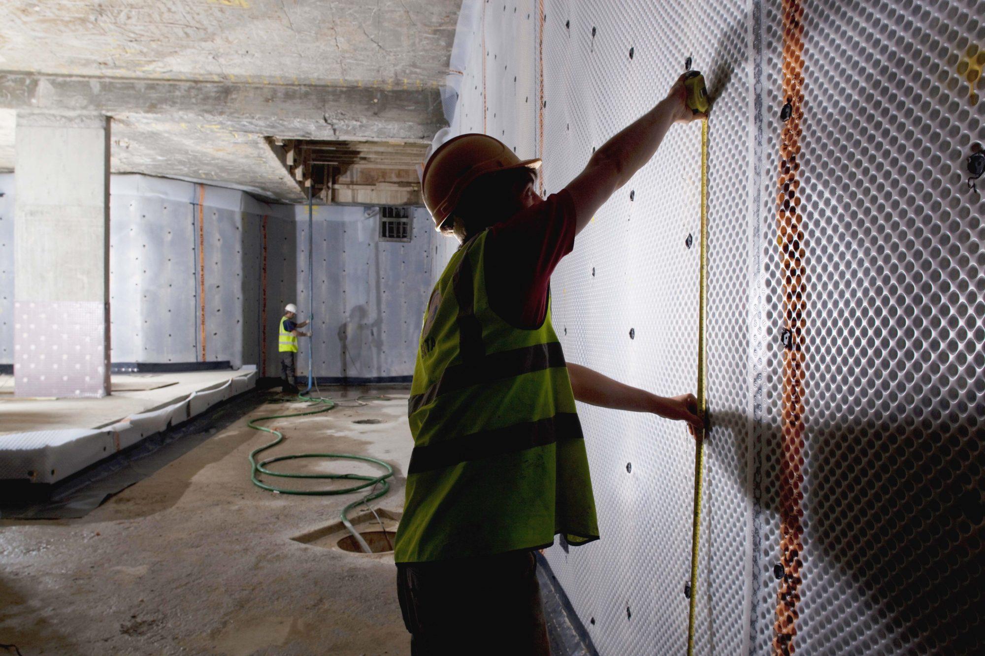 structural waterproofing,