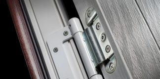 Door hinges, Secured by Design, Domestic burglary,