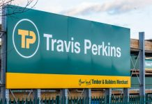 Kieran Griffin, builders' merchants, Travis Perkins,