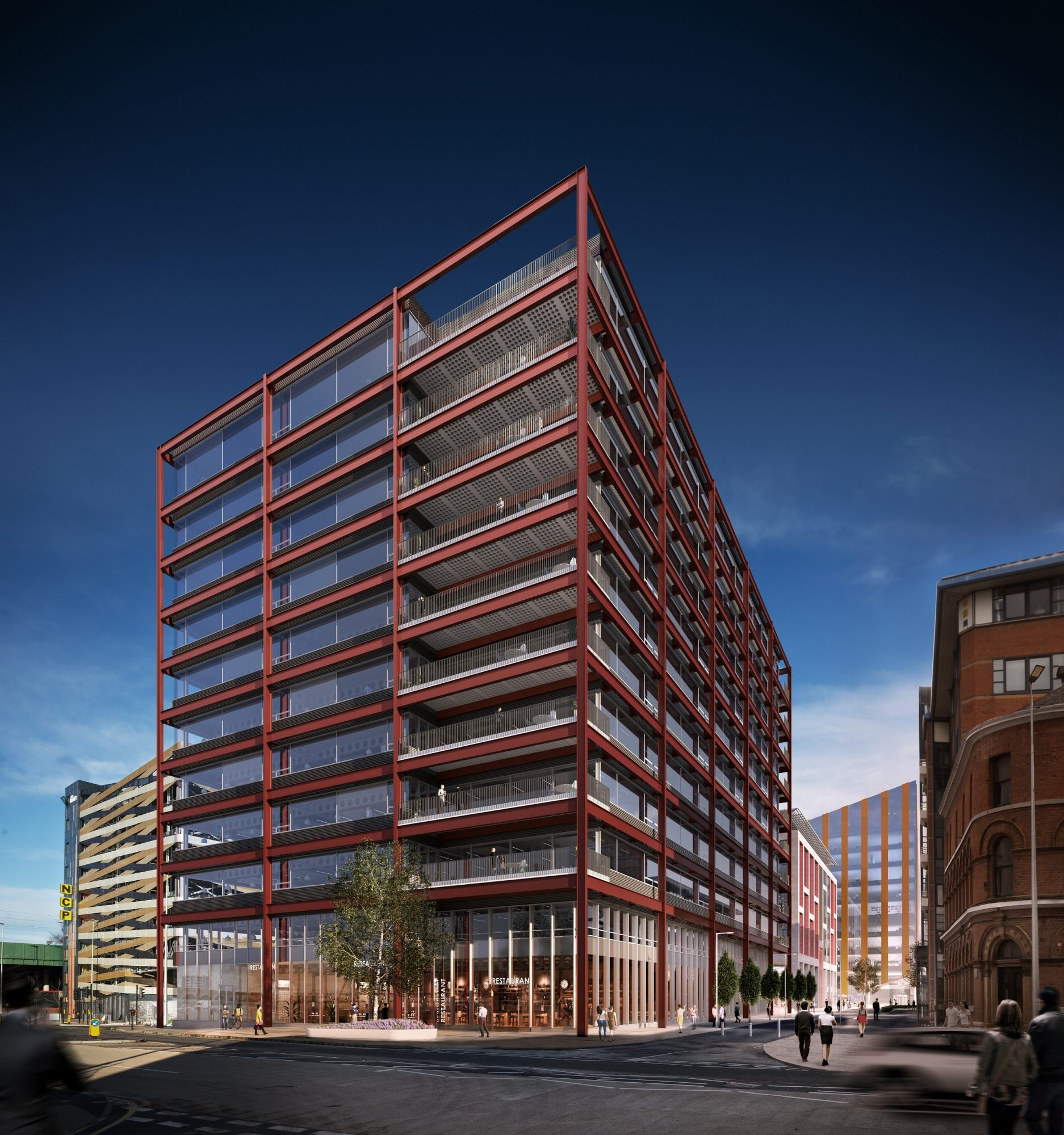 Staticus Appointed Façade Contractor For Two New Bailey Square