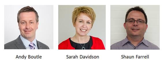 UK BIM Alliance Executive Team,