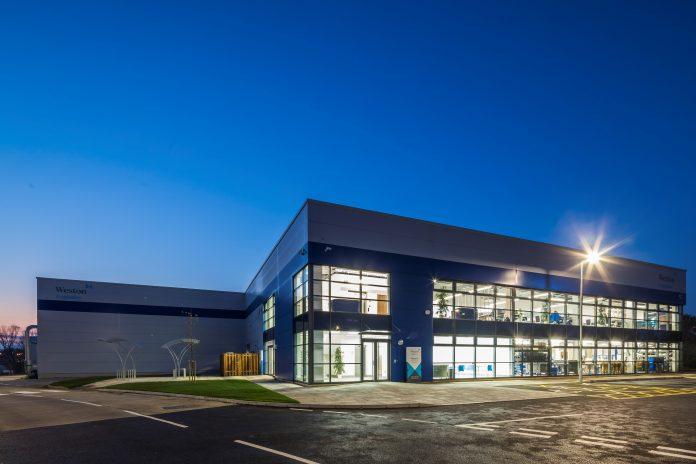 Braintree Logistics Centre, housebuilding factory,