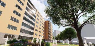 residential scheme, Willmott Dixon,