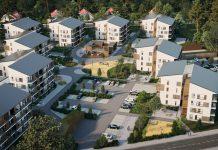 Modular apartement, Astel modular,