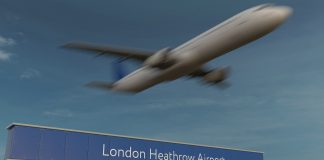 common data environment, Heathrow,
