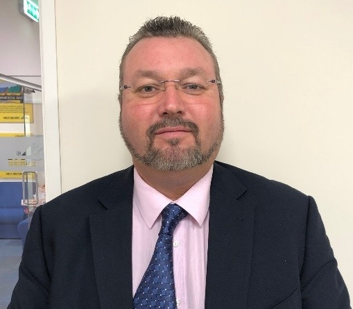 Dean Newton - commercial manager