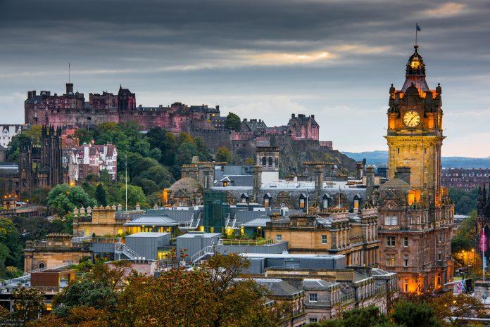 Edinburgh, Transport and Environment,
