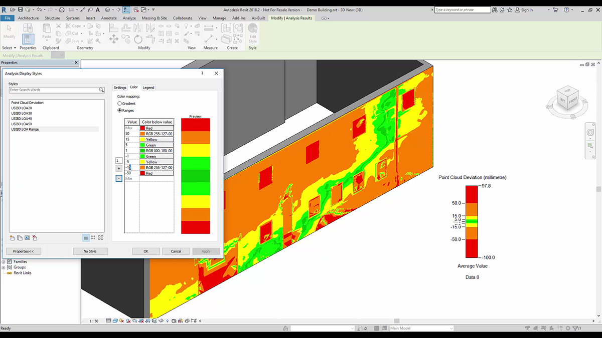 FARO's scan to BIM solutions: The best of both worlds?