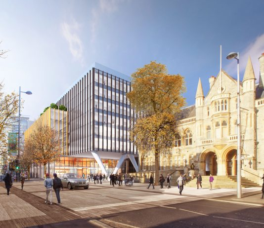 Perceval House, Galliford Try Partnerships, Ealing Council,