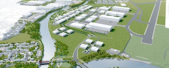 Innovation district, full business case,