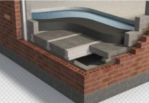 Reinforced concrete, Waterproofing, basements,