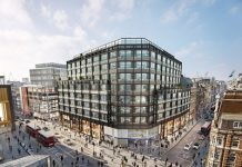 construction contracts, soho place, Laing O'Rourke,