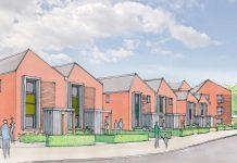 modular council housing,