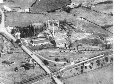 Willenhall short heath station and gas works
