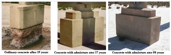 concrete corrosion, reinforced concrete, waterproof concrete,