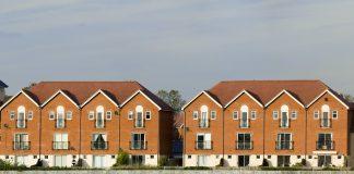 Council-built homes
