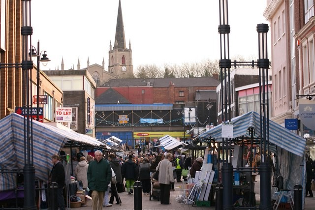 revitalise town centres,