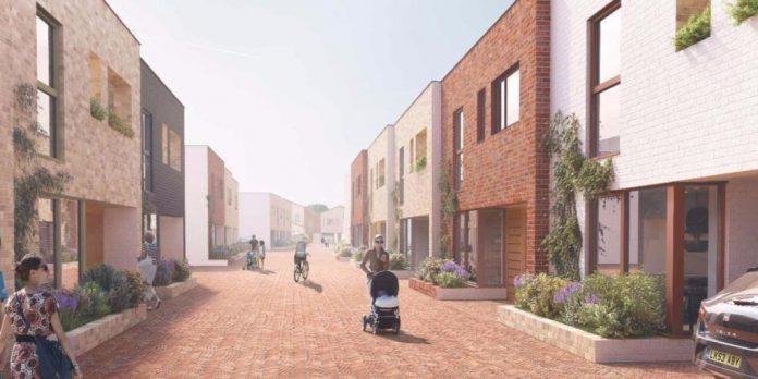 modular construction, Basildon, Beechwood Village,