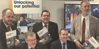 growth deal, Ayrshire,