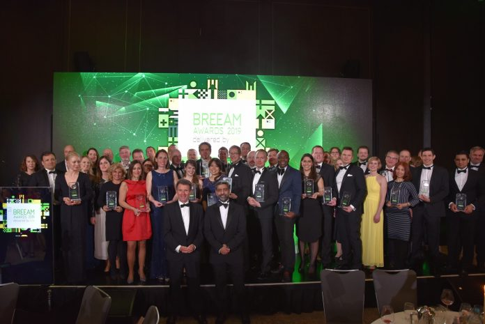 BREEAM awards, BRE,