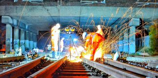 central Track Alliance, Balfour Beatty, Network Rail,