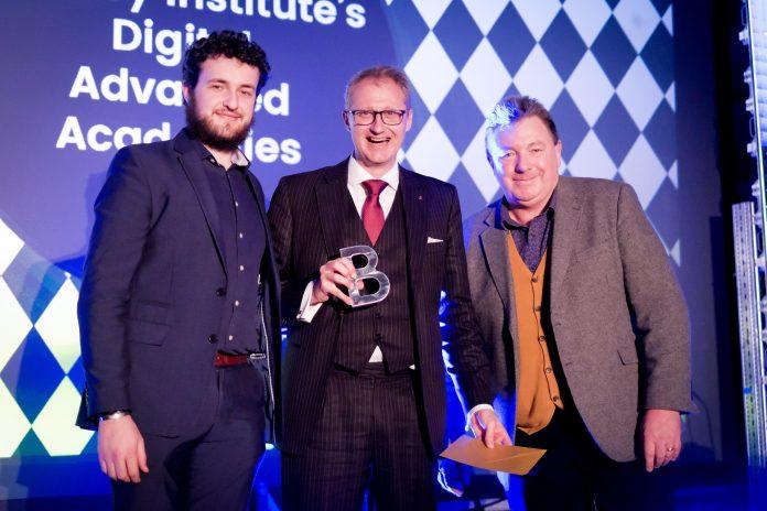 bim award, Bentley Institute's Digital Advancement Academies,