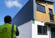 volumetric modular construction, Coventry,