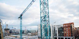 Irish builders, construction industry, UK import,