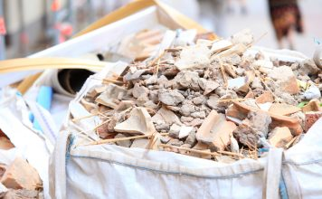 construction waste, building materials, construction industry,