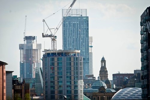 Northern powerhouse, construction projects,