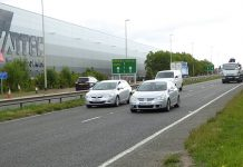 road upgrade, Sunderland Strategic Transport Corridor,
