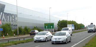 road upgrade, Sunderland Strategic Transport Corridor,