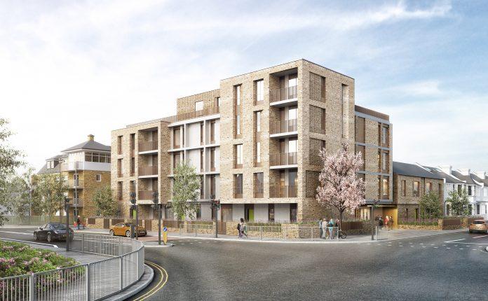 residential development, Thomas Sinden,