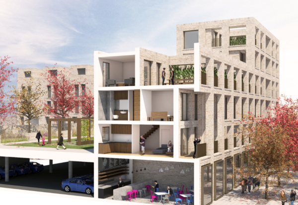 Tolent begin work on £400m Kirkstall Forge project in Leeds