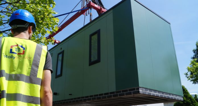 Micro Bungalow, totally modular, futurebuild,