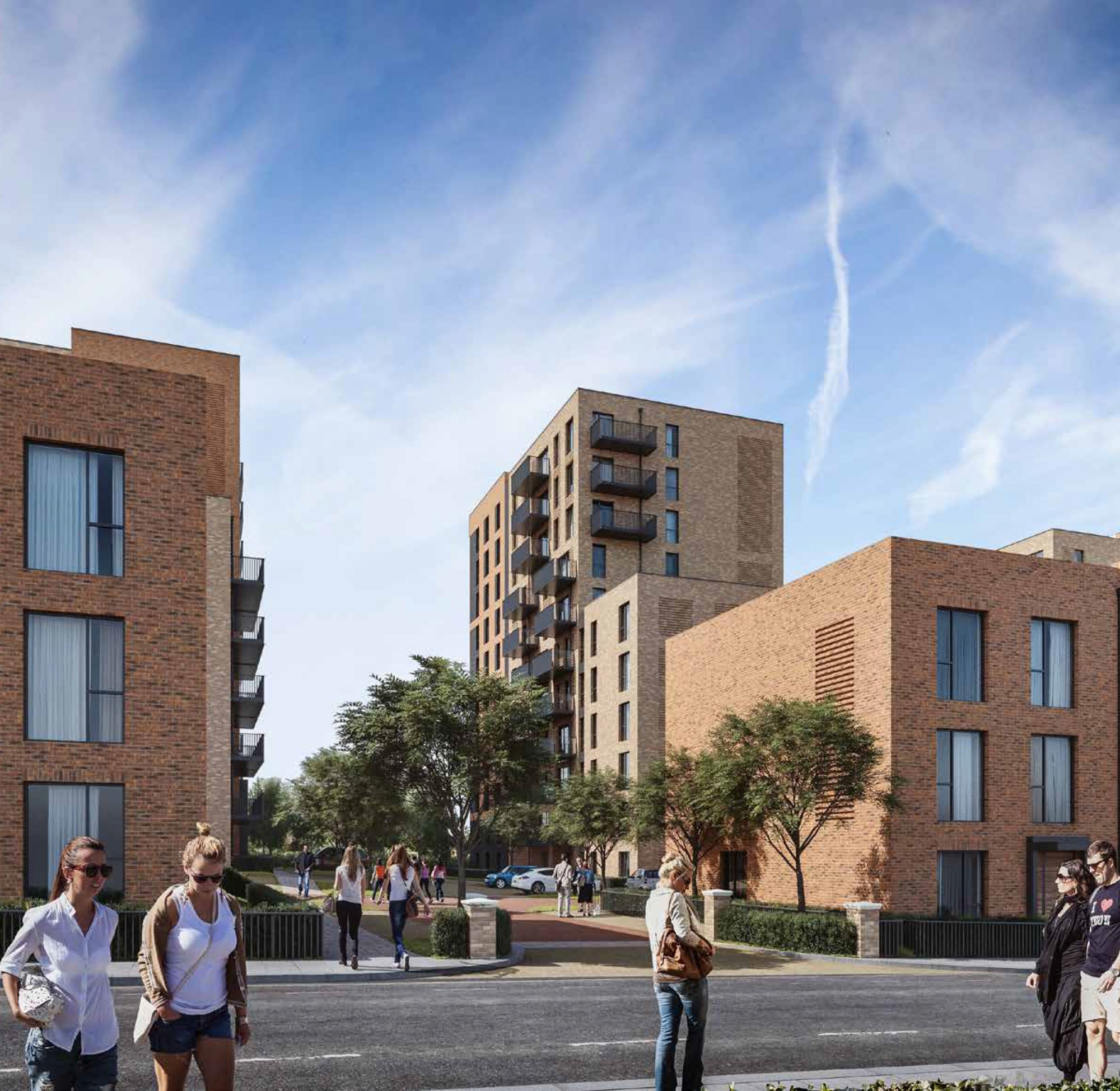 Weston Homes To Transform Watford Laundry Factory Into 227