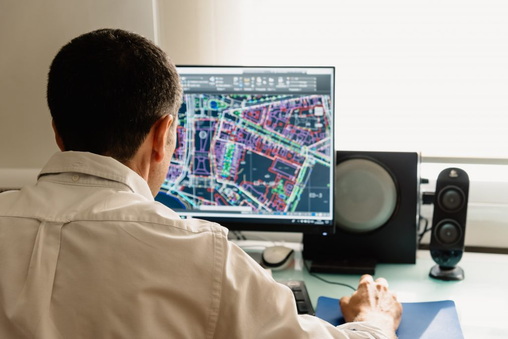 How digitalisation can improve the planning system