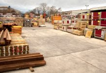 building products, builders' merchants,