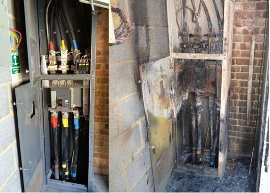 electrical burns, demolition work,