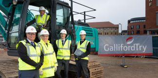 construction business, galliford try, strategic review,