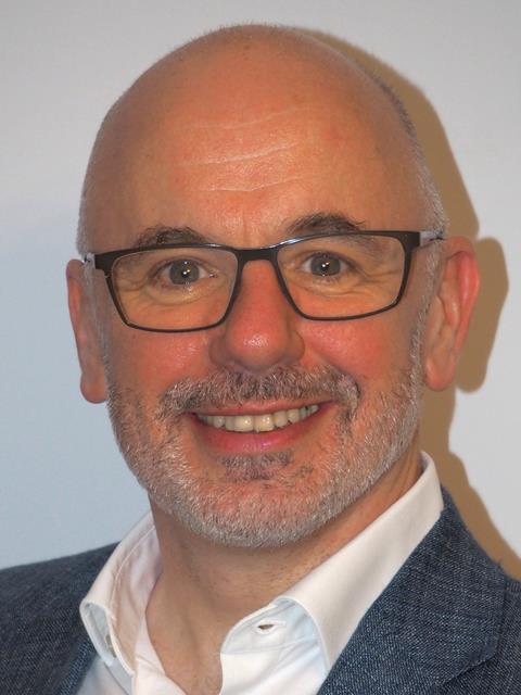 Brian McIntyre, Homes England, digital officer,
