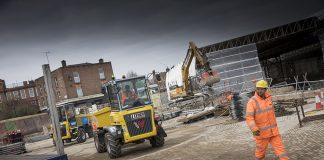 demolition, CSjv, HS2,
