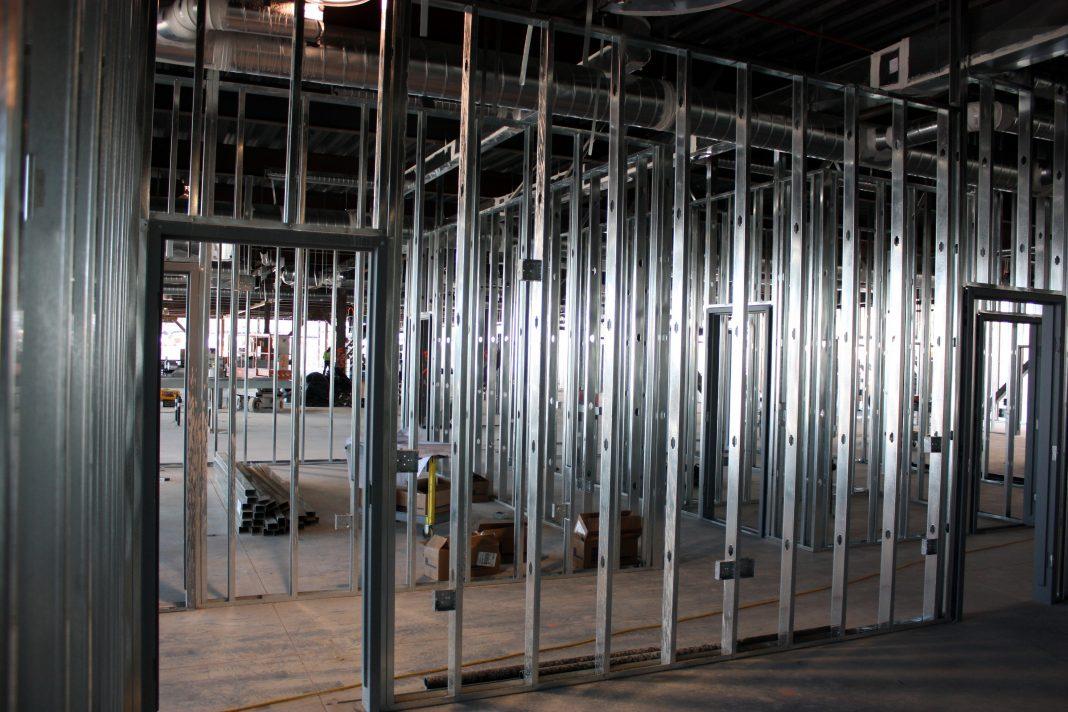 Gauge steel, construction industry, Modern Methods of Construction,