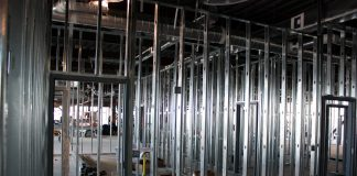 Gauge steel, construction industry, Modern Methods of Construction,