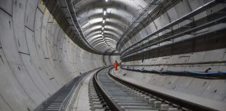 Crossrail project,