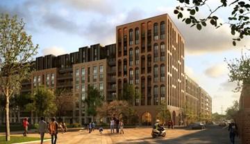 regeneration scheme, Clarion Housing Group,