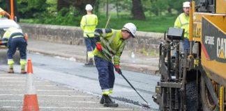 investment programme, Renfrewshire's roads,